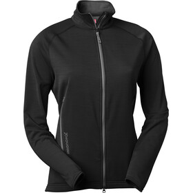 Houdini W's Outright Jacket true black heather